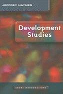 development studies, jeffrey haynes