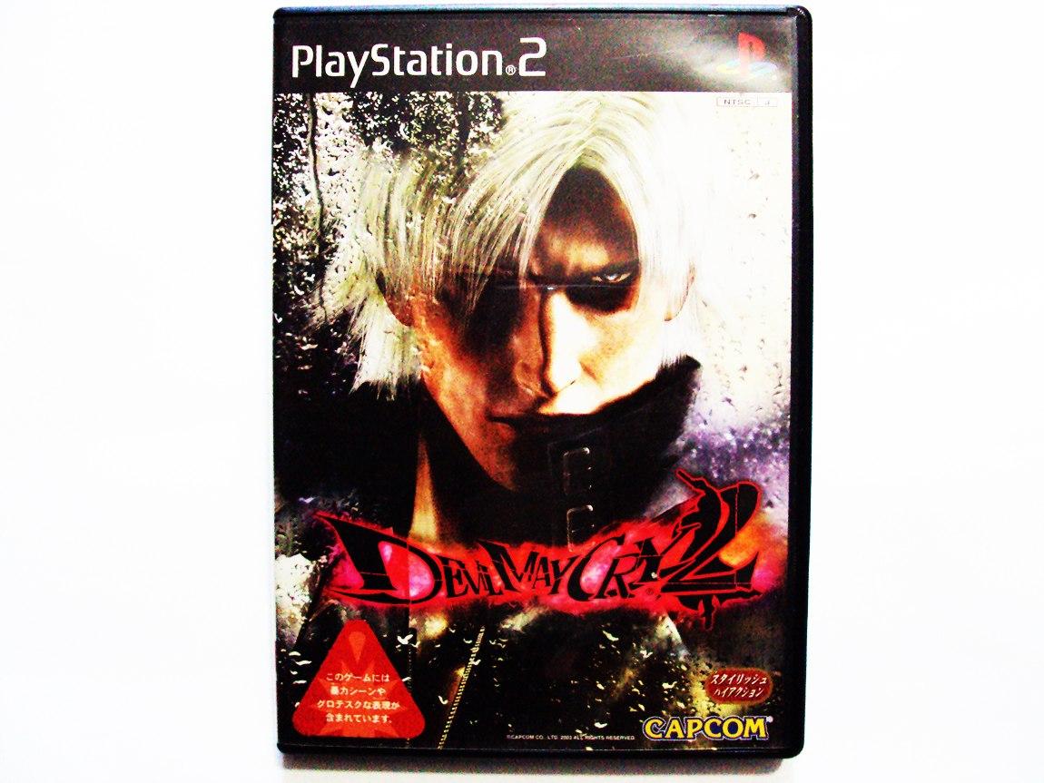 Devil May Cry 2 Japones Ps2 Playstation 2 300 00 En Mercado Libre