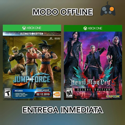 devil may cry 5 deluxe xbox one online
