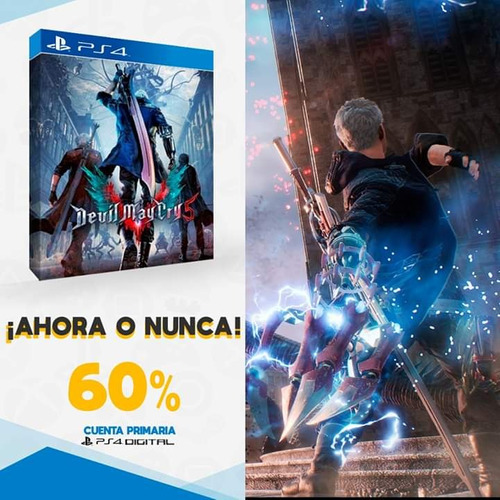 devil may cry 5 ps4