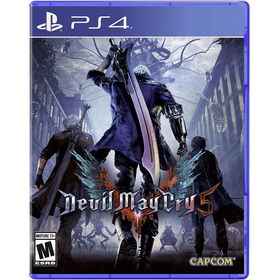 Devil May Cry 5 Ps4 Midia Fisica