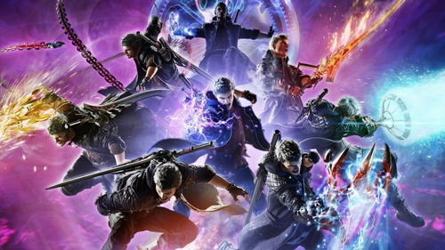 devil may cry 5 ps4 nuevo