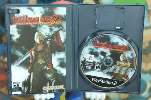 devil may cry 5th anniversary collection para playstation 2.