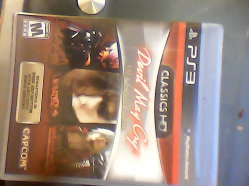devil may cry hd collection orijinal 3 en 1