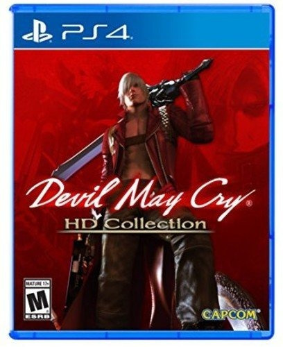 devil may cry hd collection playstation 4