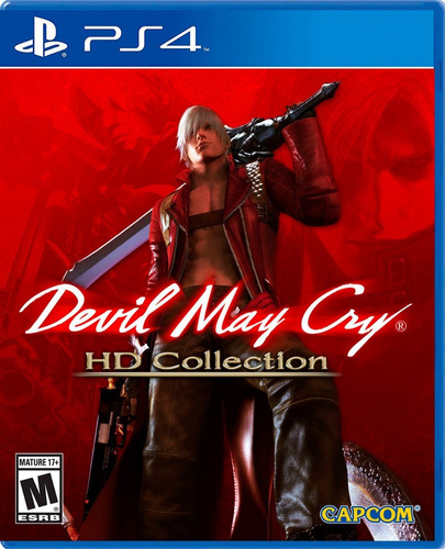 devil may cry hd collection ps4 play station 4