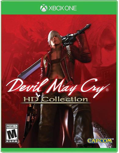 devil may cry hd collection xbox entrega inmediata
