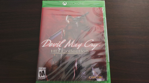 devil may cry hd collection xbox one nuevo sellado