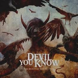 devil you know the beauty of destruction importado cd nuevo