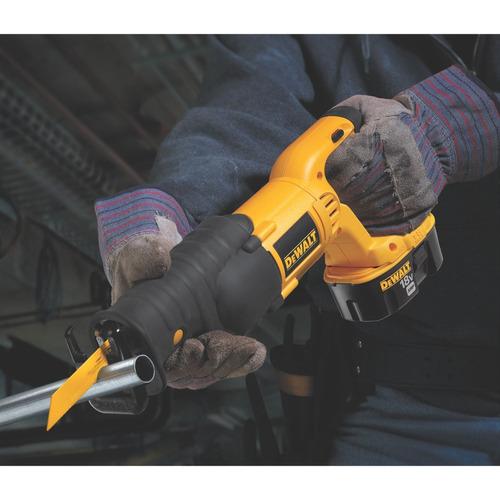 dewalt bare-tool dc385b sierra recíproca sin cable de 18 vo