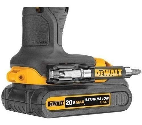 dewalt bit holder para 20v max drill / hammerdrill / driver