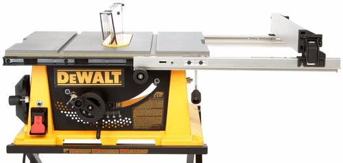 dewalt dw744x serra de mesa10-inch com 24-1 / 2 poleg