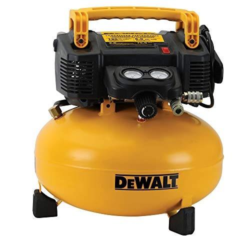 dewalt dwfp55126r 0,9 hp compresor de aire para panqueques s