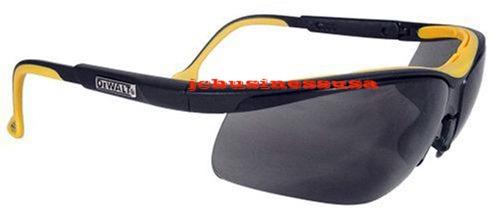 dewalt gafas seguridad de proteccion marco robusto unicas!!