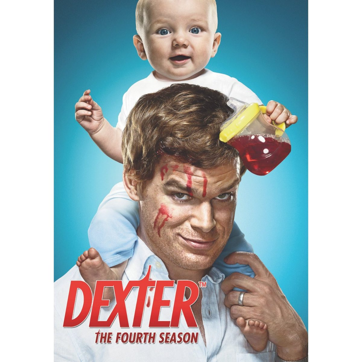 Dexter Cuarta Temporada 4ta - $ 220,00 en Mercado Libre