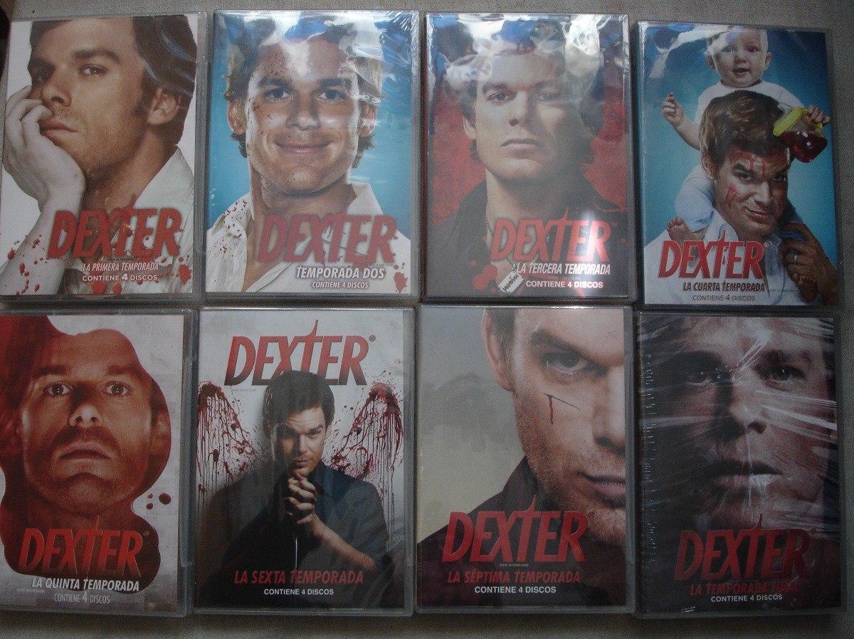 Dexter La Serie De Tv Completa 8 Temporadas En Dvd - $ 1,599.00 en ...