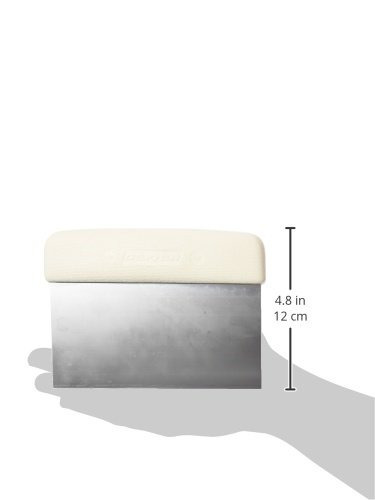 dexter-russell - sani-safe 19783 6 x 3 white masa cortado