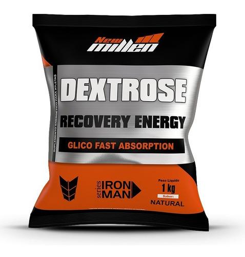 dextrose 1kg - 100% pure - new millen