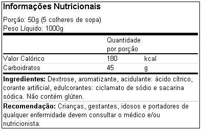 dextrose 1kg - neonutri - natural