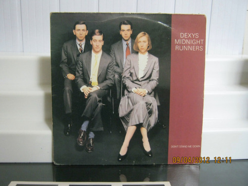 dexys midnight runners dont stand me down lp 1985 c/encarte