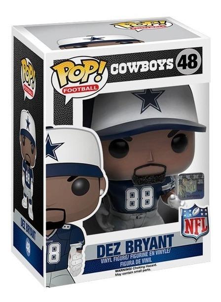 Dez Bryant Funko Pop Dallas Nfl Cowboys Envio Graits