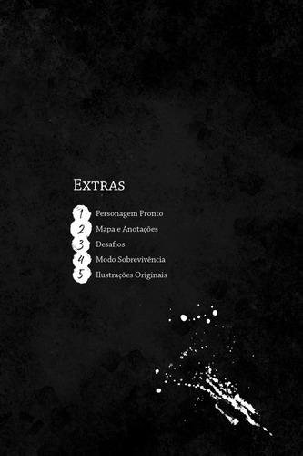 dezaventuras - athos beuren (rpg livro-jogo)