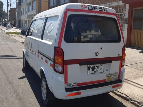 dfm dfsk 2016 1300cc van cargo panel pública chery dfm n300