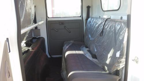 dfm doble cabina - minimo anticipo y cuotas fijas