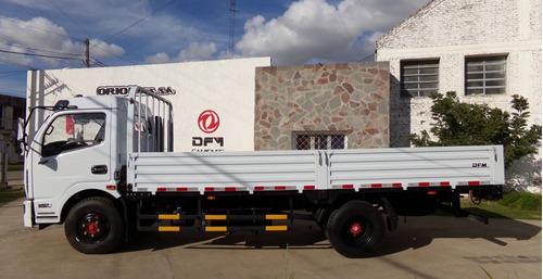 dfm duolica 1064 cummins isf 160hp p/ 6ton my19 0km l nueva