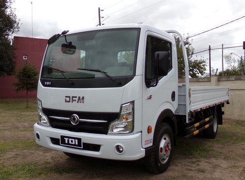 dfm t01 cabina simple motor nissan 140hp p/4 ton 0km my20