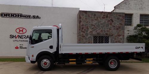 dfm t01 c/simple motor nissan 140hp 0km my20 p/4 toneladas