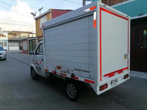dfm/dfsk van carga furgon