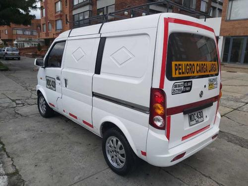 dfm/dfsk van carga único dueño