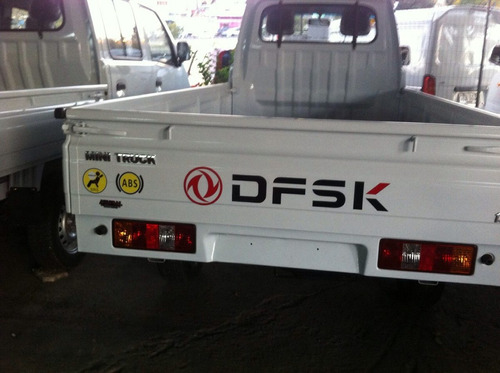 dfsk 1.1 pick up u$s 4500 y 24 cuotas