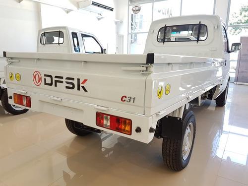 dfsk c31 cabina simple 2018 0km baudena