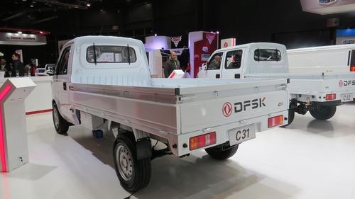 dfsk c31 cabina simple cero kilometro