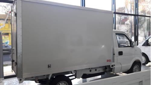dfsk c31 mas caja paquetera de 7.1 m3