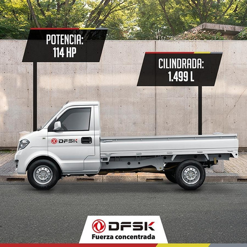 dfsk c31 pick up cabina simple