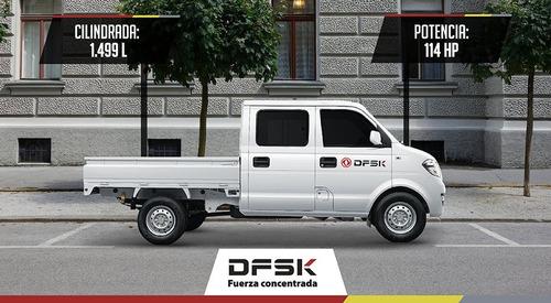 dfsk c32 1.5 cab doble 0km 2019