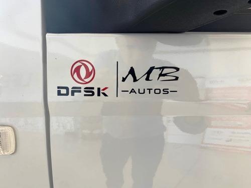 dfsk c32 1.5 cabina doble 2020 0 km. utilitario blanco
