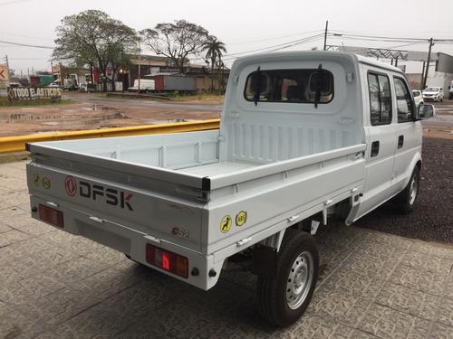 dfsk c32 cabina doble 1.5 0km 2018