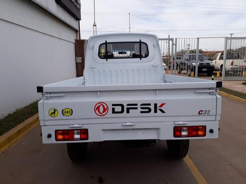 dfsk c32 cabina doble pekin motors iveco