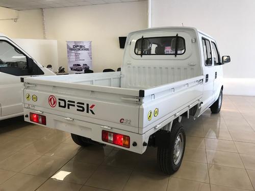 dfsk c32 doble cabina 0km