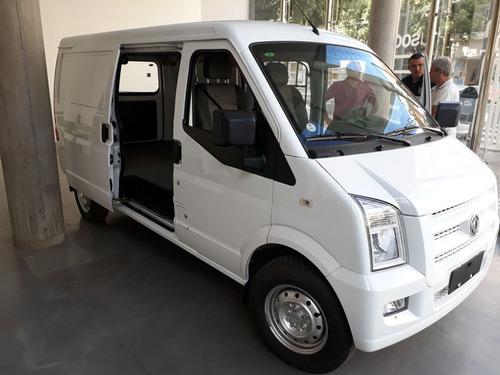 dfsk c35 1.5 furgon solo blanco.¡de contado!