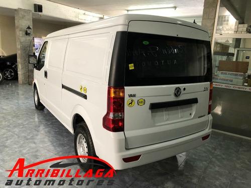 dfsk c35 furgon 0km agente oficial necochea