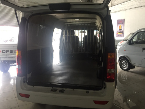 dfsk  c35 furgón o.km 2018 doble porton