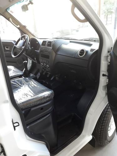 dfsk c35 furgon solo blanco