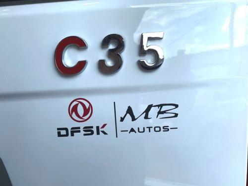 dfsk c35 van cargo 1.5 blanco utilitario 0 km 2020