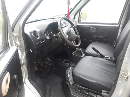 dfsk doble cabina pick up 2015, unico dueño