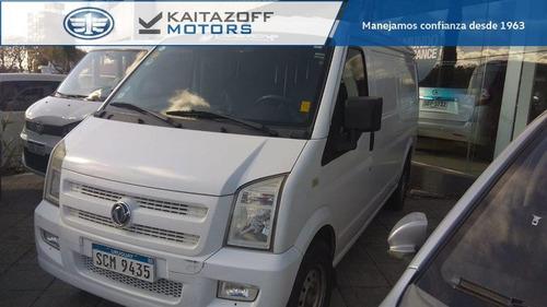 dfsk furgon 2014 excelente estado